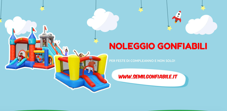 Noleggio giochi bambini per feste e compleanni da for Noleggio tendoni per feste udine