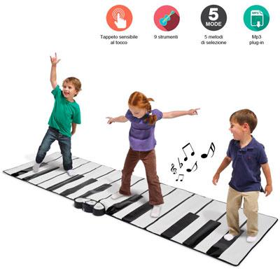 Tappeto Musicale Pianoforte