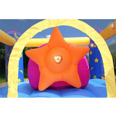 Noleggio Gonfiabile Unicorno Feste Compleanno Bambini